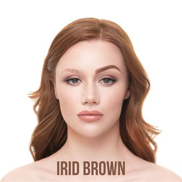B Perfect Indestructibrow Lock And Load Eyebrow Pomade And Powder Duo Irid Brown 4g