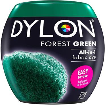 DYLON POD MACHINE DYE FOREST GREEN 09 350G