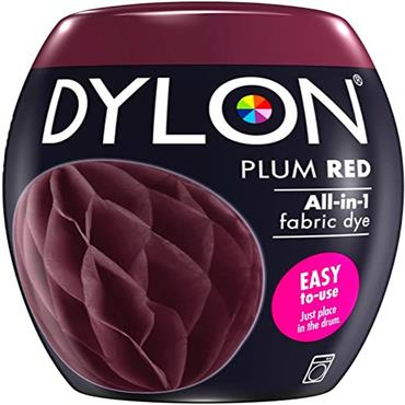 DYLON POD MACHINE DYE PLUM RED 51 350G