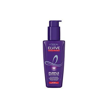 L'Oreal Elvive Colour Purple Reviving Hair Oil 100ml