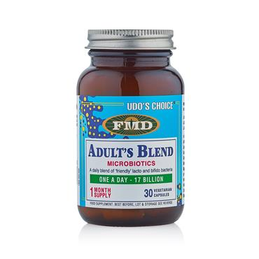 UDOS CHOICE ADULTS BLEND MICROBIOTICS 30S