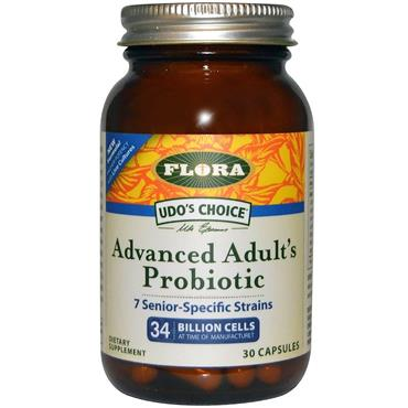 UDOS CHOICE ADVANCED ADULT MICROBIOTICS 30S