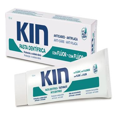 Kin Aloe Vera Toothpaste 125ml