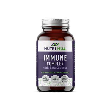 Nutri Nua Immune Complex Vegan Capsules 60s