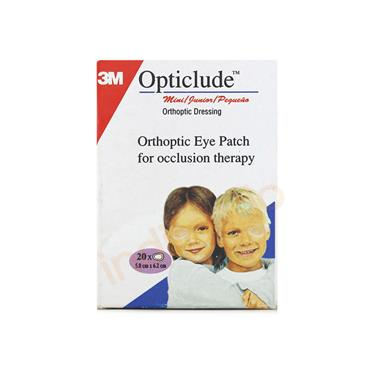 OPTICLUDE PATCHES BOYS AND GIRLS MINI 30