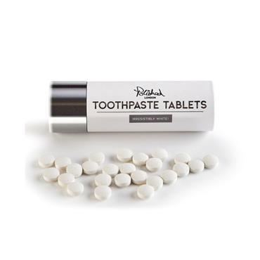 POLISHED LONDON CHEWABLE TOOTHPASTE TABLETS 62s