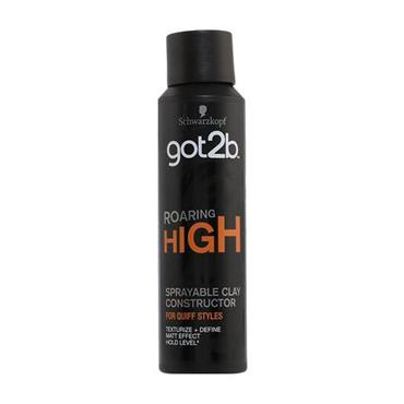 SCHWARZKOPF ROARING HIGH SPRAYABLE CLAY 150ML