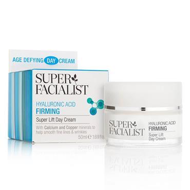 Super Facialist Hyaluronic Acid Firm Super Lift Day Cream 50ml