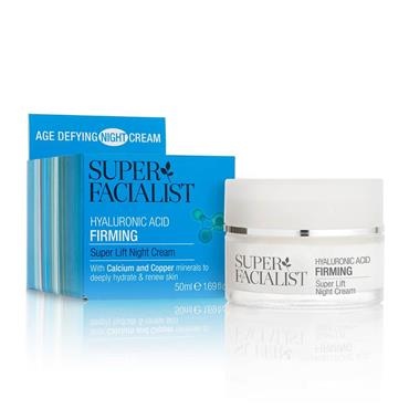 Super Facialist Hyaluronic Acid Firm Super Lift Night Cream 50ml