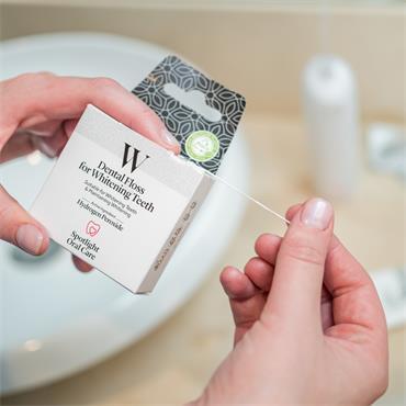 Spotlight Dental Floss For Whitening