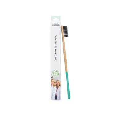 Spotlight Jade Bamboo Toothbrush