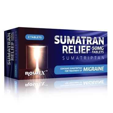 SUMATRAN MIGRAINE RELIEF 2s