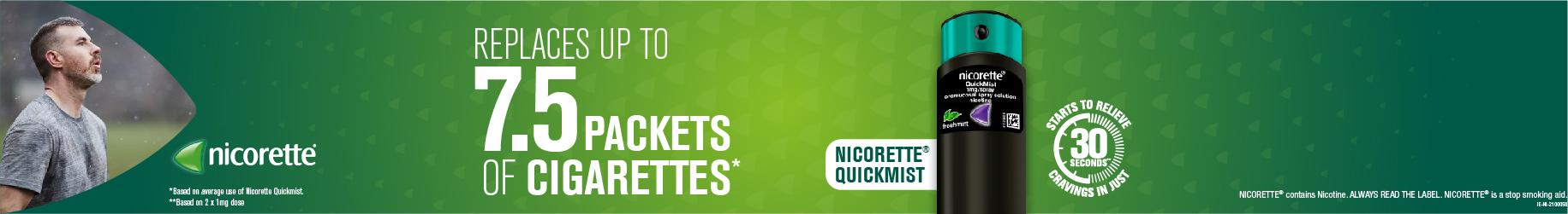 nicorette quit smoking stop smoking