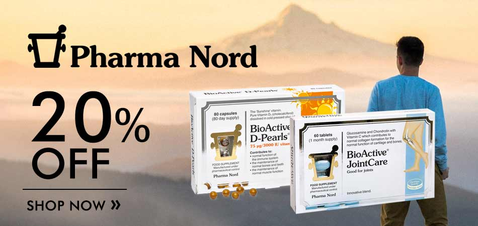 20% Off Pharma Nord