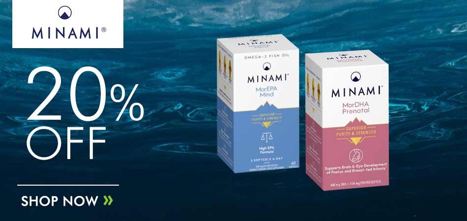 20% Off Minami