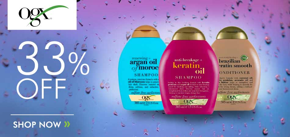 33% Off OGX Haircare