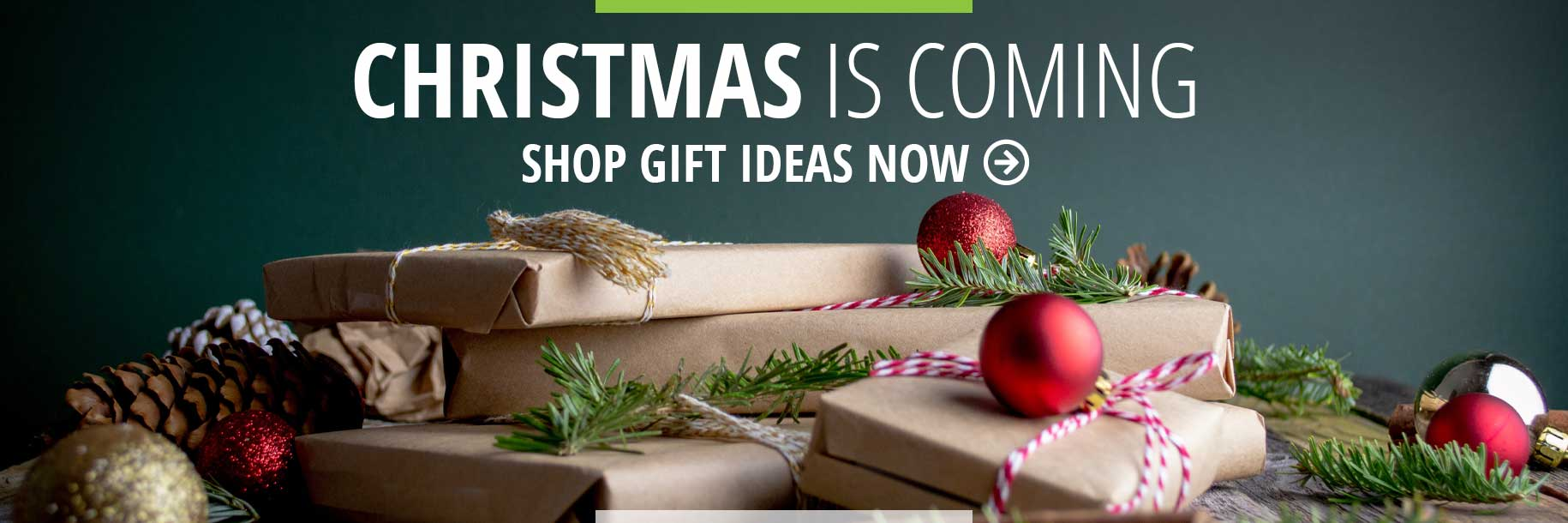 Christmas is coming - shop gift ideas and savings now