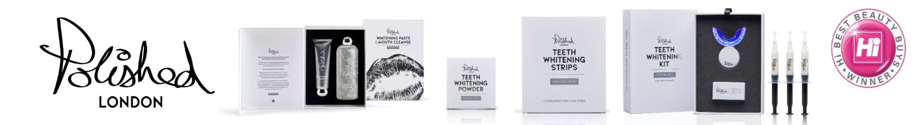 polished london teeth whitening