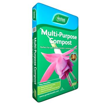 WESTLAND MULTI-PURPOSE COMPOST 50L CLICK AND COLLECT ONLY