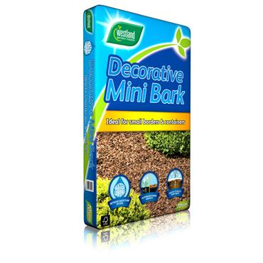WESTLAND DECORATIVE MINI BARK 90L CLICK AND COLLECT ONLY
