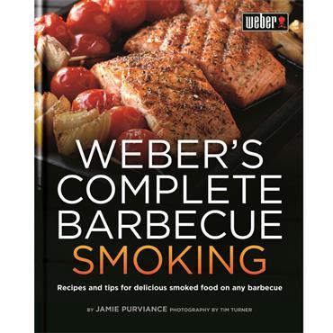 WEBER BBQ SMOKING BOOK