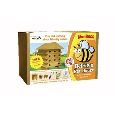 BERTIES BEE HOUSE
