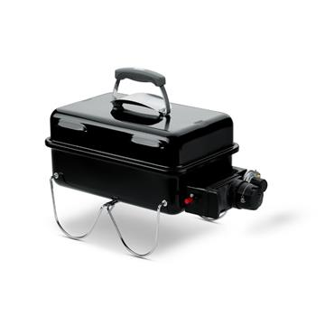 WEBER GO ANYWHERE GAS BARBECUE