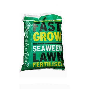 FAST GROW SEAWEED LAWN FERTILISER 10KG