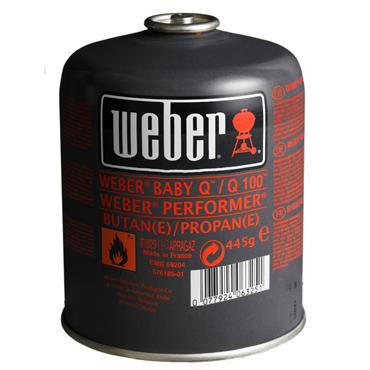 WEBER GAS CANISTER DISPOSABLE
