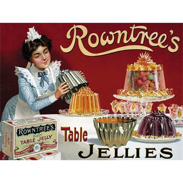 SIGN LARGE ROWNTREES