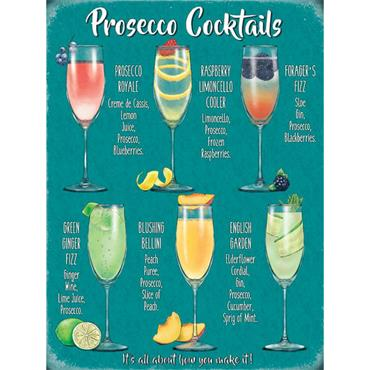 SIGN LARGE PROSECCO
