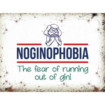 SIGN LARGE NOGINOPHOBIA