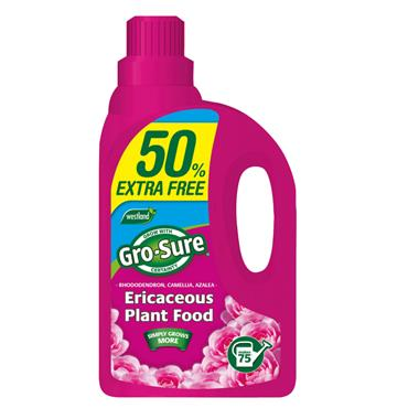 ERICACEOUS PLANT FEED 1 LITRE