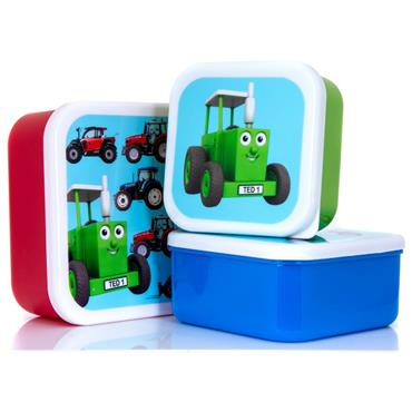 TRACTOR TED LTD SNACK POTS TRACTOR