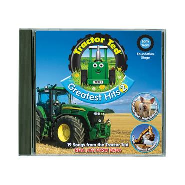 TRACTOR TED GREATEST HITS CD 2
