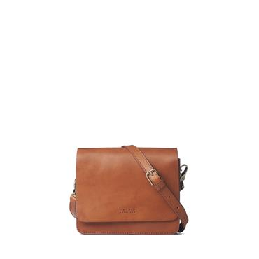 O MY BAG THE AUDREY MINI COGNAC CLASSIC