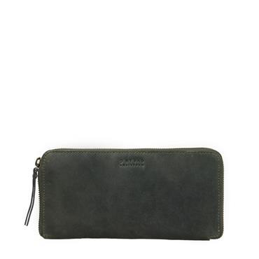 O MY BAG SONNY WALLET GREEN HUNTER