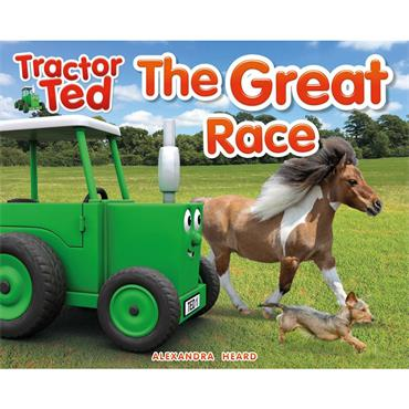 TRACTOR TED BOOK THE GREAT RACE