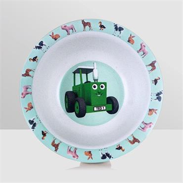 TRACTOR TED BAMBOO PLATE ANIMALS