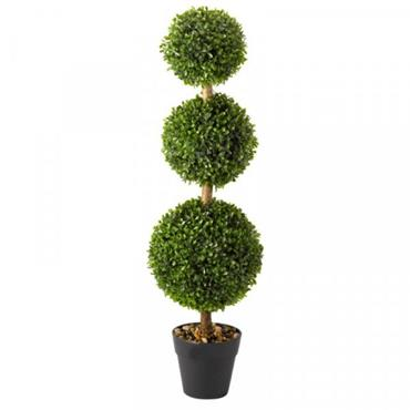 SMART GARDEN TRIO TOPIARY TREE 80CM