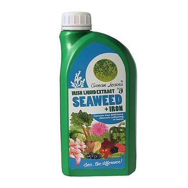 Ocean Leaves Seaweed Plus Iron 1L