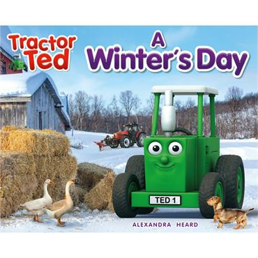 TRACTOR TED BOOK A WINTERS DAY