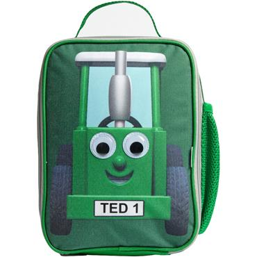 TRACTOR TED LUNCH BAG (INSULATED)