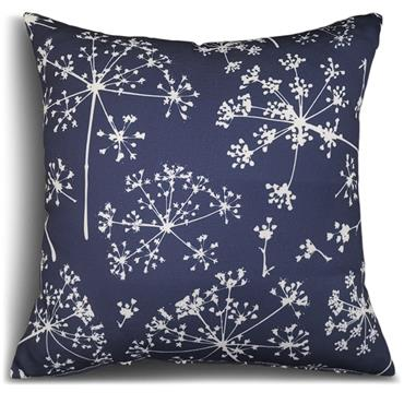 LG OUTDOOR SCATTER CUSHION COW PARSLEY