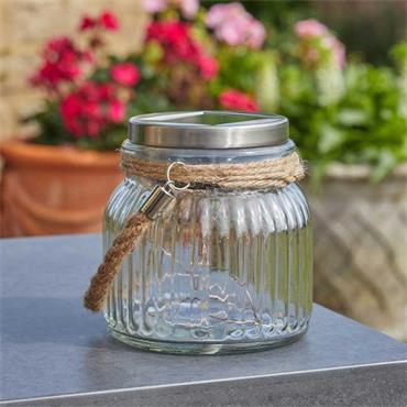 FIREFLY GLASS JAR