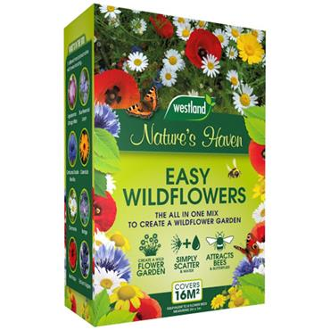 NATURES HAVEN EASY WILDFLOWERS 4KG BOX