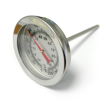 HOTBIN 90MM STEM THERMOMETER