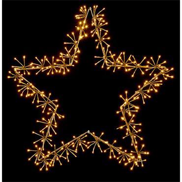 STAR WARM WHITE 320 LED