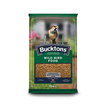 Bucktons Premium Bird Food 20kg