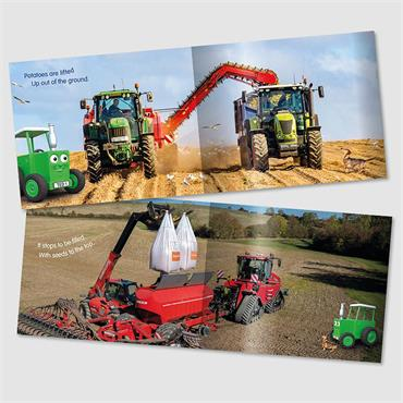 TRACTOR TED AUTUMN DAY STORY BOOK